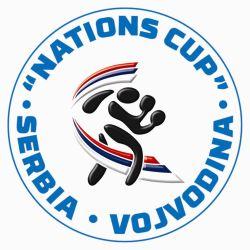 Кубок Наций 2018 Сербия Лого